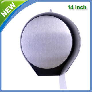 14'' toilet roll dispenser